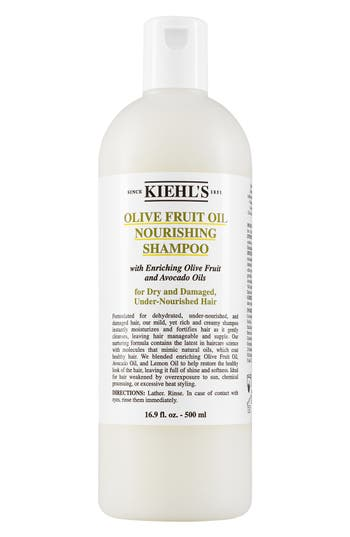 Alternate Image 2  - Kiehl's Since 1851 Olive Fruit Oil Nourishing Shampoo