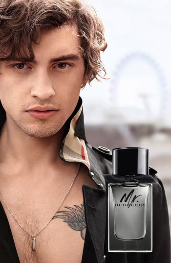 Alternate Image 2  - Burberry Mr. Burberry Eau de Toilette