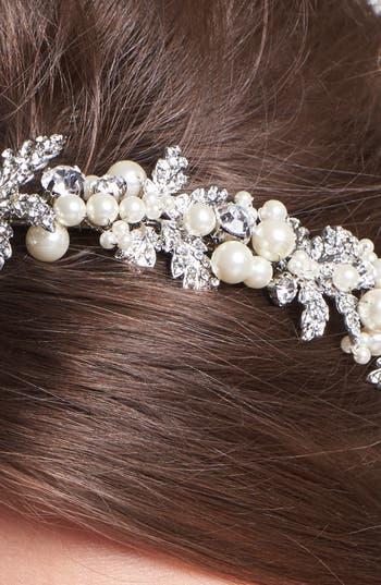 Alternate Image 2  - Untamed Petals by Amanda Judge 'London' Headband