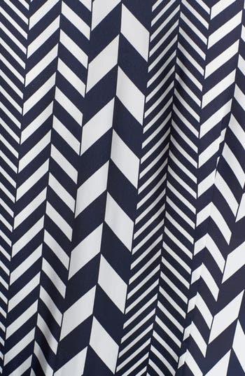 Alternate Image 3  - MICHAEL Michael Kors 'League Stripe' Shirt (Plus Size)