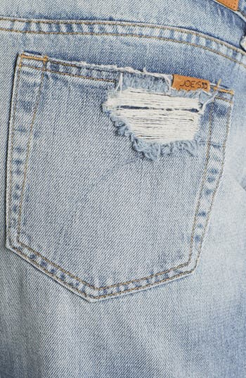 Alternate Image 3  - Joe's 'Easy Highwater' Destroyed Jeans (Keerst)
