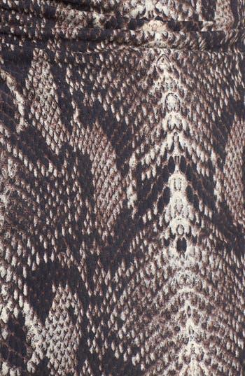Alternate Image 3  - Ivy & Blu Ruched Sheath Dress (Plus Size)