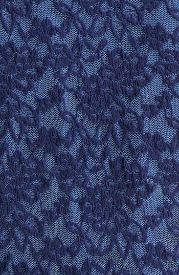 Alternate Image 3  - Rubbish® 'Humble' Lace Fit & Flare Dress (Juniors)