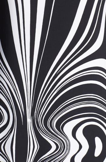 Alternate Image 3  - Donna Morgan Print Jersey Dress