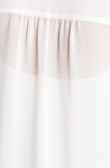 Alternate Image 3  - Hinge® Lace Shoulder Peasant Top
