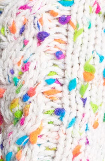 Alternate Image 2  - Big Buddha Knit Arm Warmers
