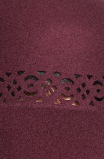 Alternate Image 2  - BCBGeneration Laser Cut Floppy Hat