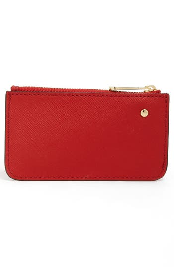 Alternate Image 3  - MICHAEL Michael Kors 'Jet Set' Saffiano Leather Key Pouch