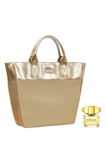 Main Image - Versace 'Yellow Diamond' Eau de Toilette Set ($119 Value)