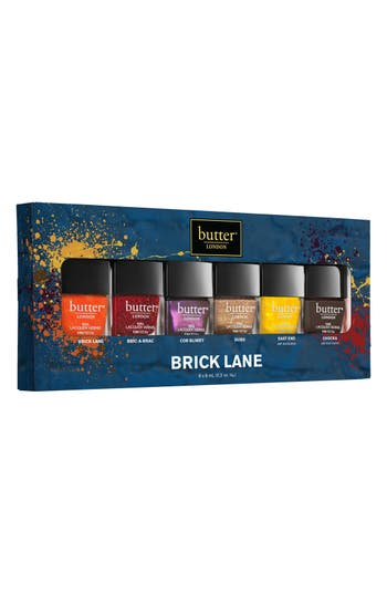 Alternate Image 2  - butter LONDON 'Brick Lane' Set (Limited Edition) ($60 Value)