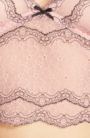 Alternate Image 6  - Eberjey 'Rosemary' Longline Bralette