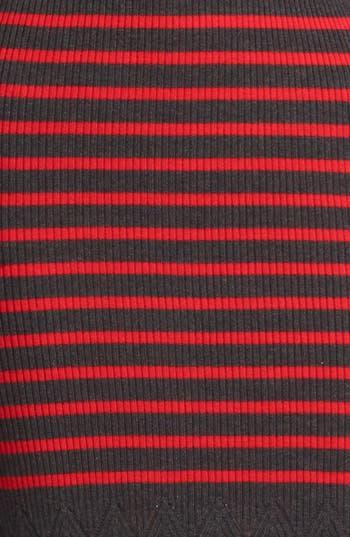 Alternate Image 3  - Jean Paul Gaultier Fuzzi Nautical Stripe Knit Dress