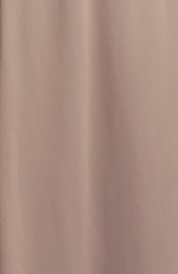 Alternate Image 3  - Amsale One Shoulder Charmeuse Gown