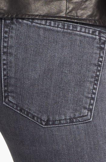 Alternate Image 3  - Vince Ankle Zip Skinny Stretch Jeans