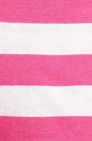 Alternate Image 5  - COZY ZOE Stripe Shorts
