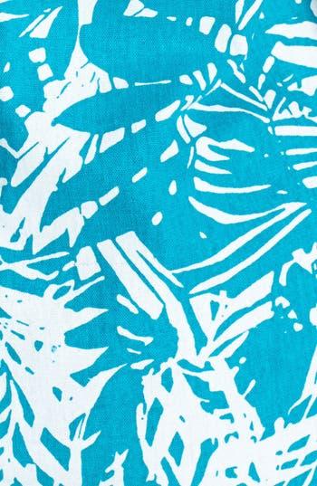Alternate Image 3  - Evans Print Sleeveless Top (Plus Size)