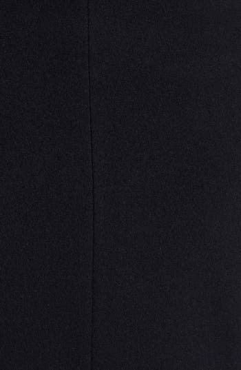 Alternate Image 3  - Cinzia Rocca Due Belted Long Wool Blend Coat (Petite)