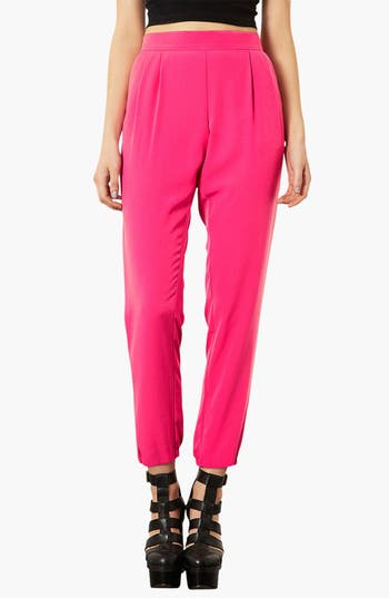 Alternate Image 1 Selected - Topshop Relaxed Pants