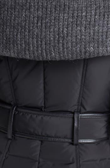 Alternate Image 3  - Mackage 'Brigid' Knit Trim Down Coat