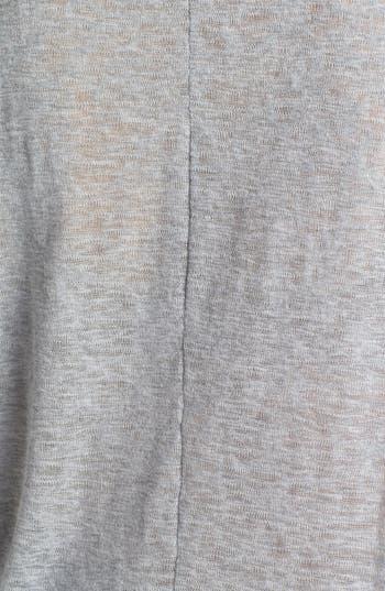 Alternate Image 3  - Olivia Moon Lace Front Tee (Plus Size)