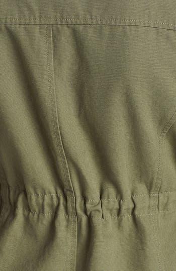 Alternate Image 3  - Jack Knit Sleeve Jacket (Juniors)
