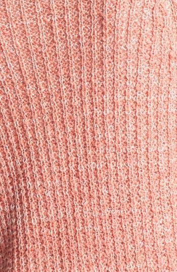 Alternate Image 3  - Free People 'Star Dune' Marled Pullover