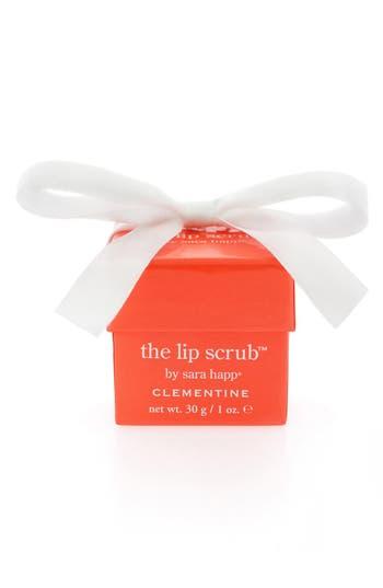 Alternate Image 2  - sara happ® 'The Lip Scrub™ - Clementine' Lip Exfoliator