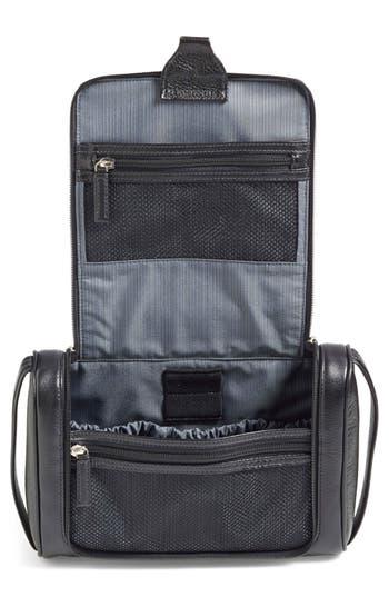 Alternate Image 3  - Bosca 'Tribeca Collection' Hanging Travel Kit