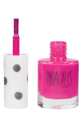 Alternate Image 2  - Topshop Nail Polish