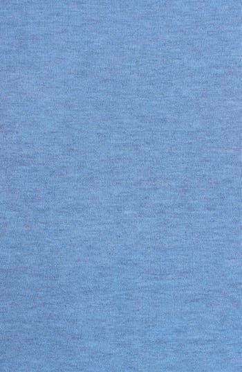 Alternate Image 3  - Lacoste Vintage Wash V-Neck T-Shirt