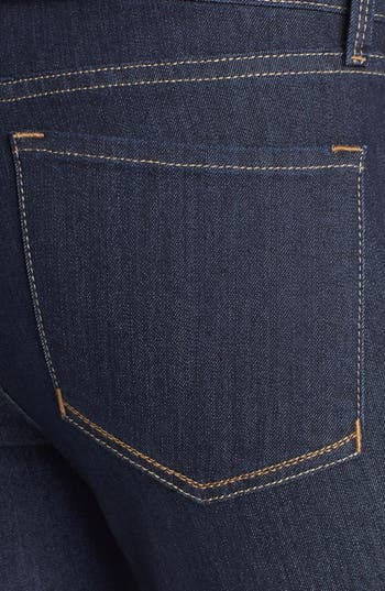 Alternate Image 3  - NYDJ 'Ami' Stretch Skinny Jeans (Dark Enzyme)