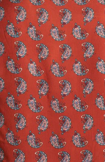 Alternate Image 3  - Lucky Brand 'Annabeth' Mix Print Tunic