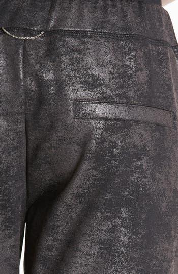 Alternate Image 3  - The Kooples 'Oil Slick' Print Sweatpants