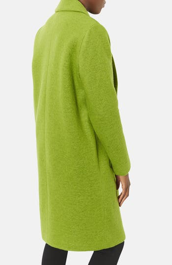 Alternate Image 2  - Topshop Oversized Wool Boyfriend Coat