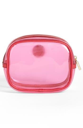 Alternate Image 3  - Tory Burch 'Lizzie - Small Classic' Cosmetics Case