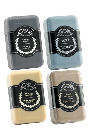 Alternate Image 2  - Mistral Bar Soap Gift Set