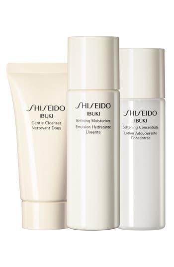 Alternate Image 1 Selected - Shiseido 'Ibuki - Smooth & Trouble Free' Starter Kit (Limited Edition) ($35 Value)