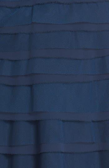 Alternate Image 3  - BCBGMAXAZRIA 'Cocco' Tiered Chiffon Dress