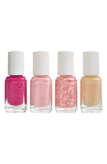 Main Image - essie® 'Breast Cancer Awareness' Mini Four-Pack