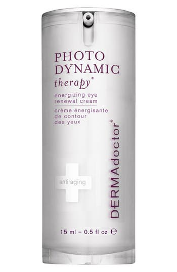 Main Image - DERMAdoctor® 'PHOTODYNAMIC therapy®' Energizing Eye Renewal Cream