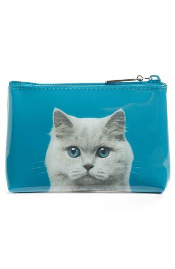 Alternate Image 2  - Catseye London Small Cat Zip Pouch