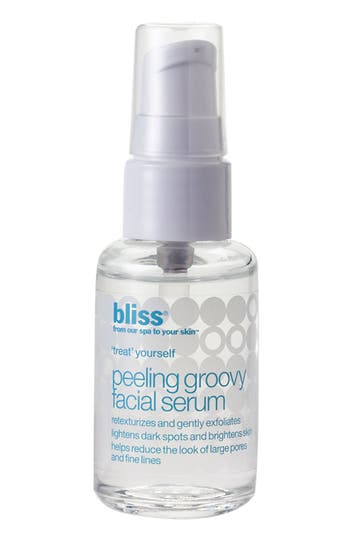Alternate Image 1 Selected - bliss® 'Peeling Groovy' Facial Serum