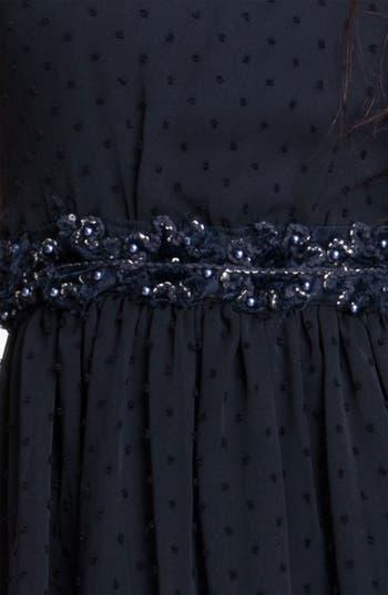 Alternate Image 3  - Jump Apparel Sweet Swiss Dot Dress (Juniors)
