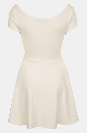 Alternate Image 2  - Topshop 'Bardot' Tunic Dress (Petite)