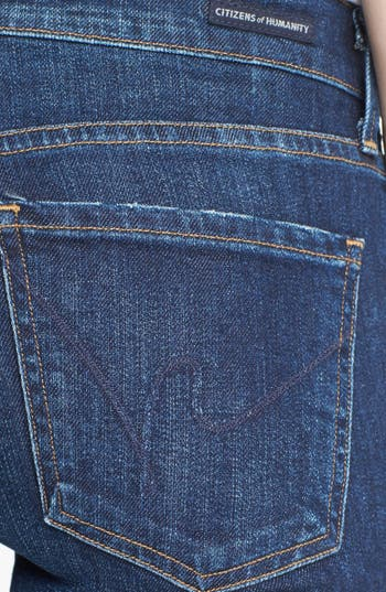 Alternate Image 3  - Citizens of Humanity 'Elson' Mid Rise Straight Leg Jeans (Element)
