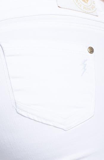 Alternate Image 3  - Jolt Stretch Jeans (Juniors Plus)