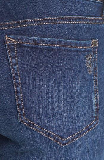 Alternate Image 3  - Jessica Simpson 'Kiss Me' Deconstructed Skinny Jeans (Bing Bang)
