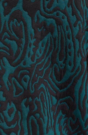 Alternate Image 3  - Hinge® Bow Back Jacquard Sweatshirt