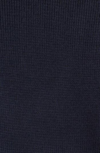 Alternate Image 3  - Barbour 'Storm' Relaxed Fit Half-Zip Merino Wool Sweater