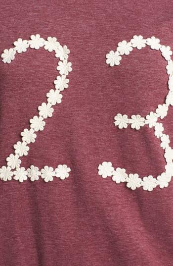 Alternate Image 3  - Elodie 'Floral 23' Sweatshirt (Juniors)